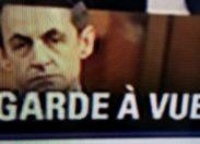 Nicolas #Sarkozy en garde à vue