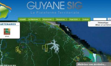 La Région #Guyane primée aux États-Unis pour sa plateforme #SIG