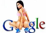 Niki #Minaj offre ses OO à #GOOGLE