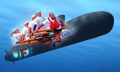 #TDY2014...le sous-marin est de retour