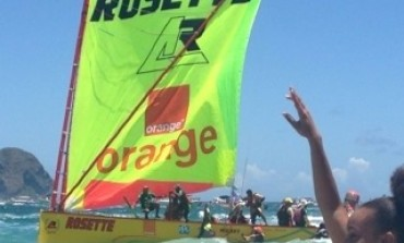 #TDY2014 : #Rosette passe de l'#Orange au rouge