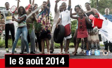 Le 8 août 2014...le dernier jour du #chikungunya en #Martinique