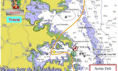 TDY2014 : le parcours de la cinquième étape