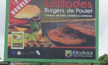 Quand la #publicité se viande en #Martinique