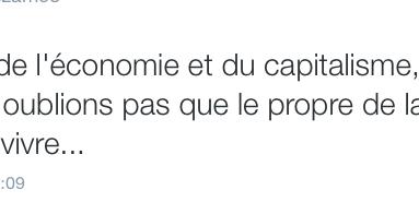 Une philosophe originaire de #Martinique a posté le tweet de l'année 2014. Et si on s'y mettait ?