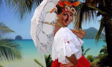 Fanm #Martinique d'où...yo bel yo joli...