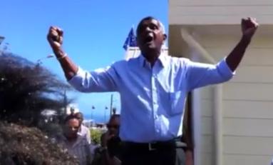Île de La #Réunion : Joseph #Sinamalé maire de Saint-Paul en pôle position pour la #VIDEO politique de l'année 2014