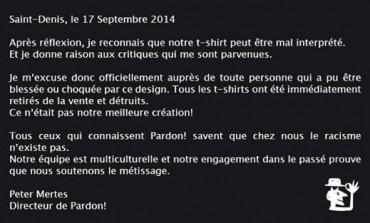 Cette fois ce n'est pas le diablotin qui demande #Pardon à l'île de La #Réunion...c'est son père