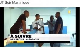 #Martinique Première invente la #God Cup