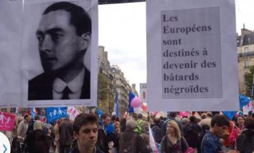 """""""Les Européens sont destinés à devenir des bâtards négroïdes """""""