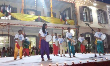 #Dipavali2014 : Tambours Sacrés Réunion... le bon rythme