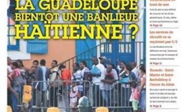 L'image du jour (25 octobre 2014) #Guadeloupe