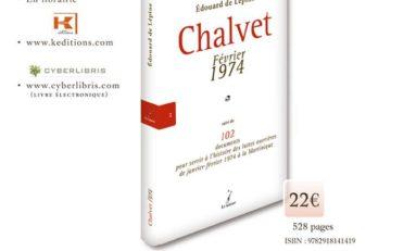 """Edouard Delepine : """"Chalvet Février 1974"""""""