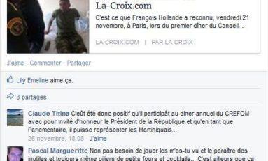 Collectivité unique en #Martinique :  Et si #Hollande et les socialistes lâchaient Serge #Letchimy pour faire de Bruno Nestor #Azérot leur favori ?