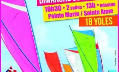 Yole ronde de Martinique: Début du Challenge 2015 demain à Sainte-Anne