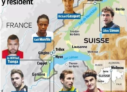 Finale de la Coupe Davis 2014 : la #Suisse affronte la Suisse en #France