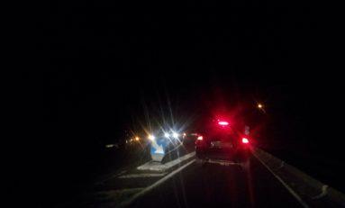 Grave accident de la circulation à Sainte-Anne en #Martinique