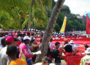 Yole-Ronde de Martinique : 3ème journée de course à Fort-de-France
