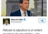 Manuel #Valls pris en flagrant délit de #waka