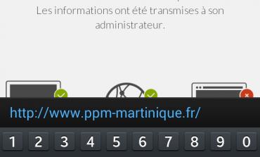 Le #PPM ne répond plus en #Martinique et ailleurs