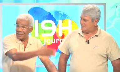 Roger (de) #Jaham le chantre de l'escroquerie créole est de retour
