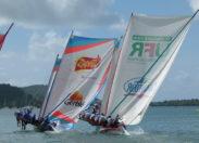Yoles Rondes de Martinique : UFR/Chanflor toujours devant