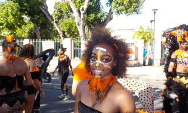 Lundi Gras 2015 à Fort-de-France : photos