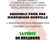 Ensemble Pour une #Martinique Nouvelle...bon sang c'est le jour du saigneur