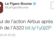 Le tweet du jour (24/03/15) #crash #airbusA320 #A320