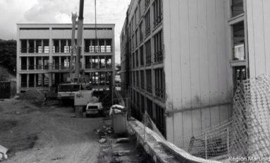 Lycée Schoelcher... un chantier victime d'une gouvernance qui manque d'ingénierie ?