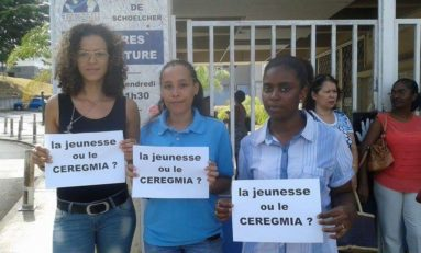 Images du jour (26/05/15) #martinique #universite