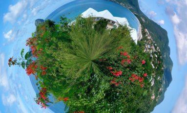 [#Martinique] Le #Diamant dans l'objectif de Jean-Albert #Coopmann
