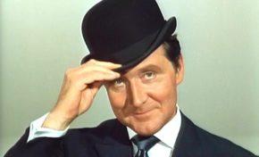Chapeau bas...Mister John Steed