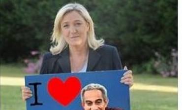 Marine Le Pen aime gilles dégras