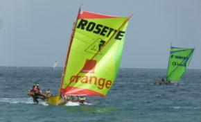 Yole-Ronde : Rosette/Orange gagne au Diamant et Zapetti/Gerblé/Appaloosa conforte sa première place