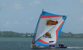 Finale du Championnat de Yole Ronde à Trinité