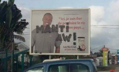 Arrêtez l'icône RIZ !!!