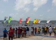 Tour des yoles rondes de la Martinique 2015: c'est parti
