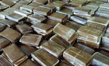 La police française met la main sur 5.9 tonnes de résine de cannabis et met la patte sur trois petites mains