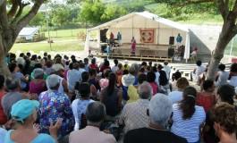 Vif succès de la Journée de l'indianité au CDST