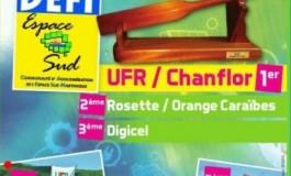 Tour de la Martinique des yoles rondes : Défi Espace Sud 2015