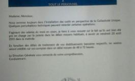 Ça a l'air de rien mais les employés du Conseil régional de la Martinique sont en mode salaire de la peur