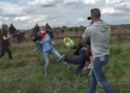 La journaliste, la carte de presse, le migrant et le croche-pied