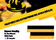 L'Union Nationale de l'Outre-Mer français Présente Les « Trophées des Entrepreneurs AfroCréoles »