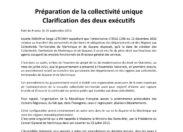 Grave pénurie de stylos au Conseil général et au Conseil régional de la Martinique