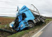 """""""Un camion perd le contrôle de son véhicule en Martinique"""""""