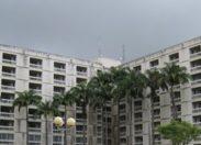 Une femme se jette du quatrième étage du CHU de la Meynard en Martinique