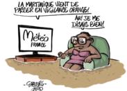 L'image du jour [ 07/11/15] Martinique