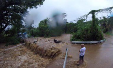 Communiqué de la Préfecture de la Martinique : Fortes pluies et orages : passage au niveau orange Point de situation 16h00