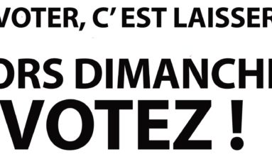 Allons voter !
